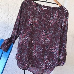 LOFT Blouse in Medium
